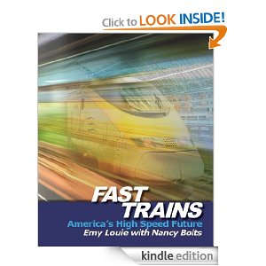 FAST TRAINS BOOK COVER