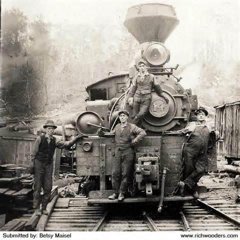 OLD TRAIN 1