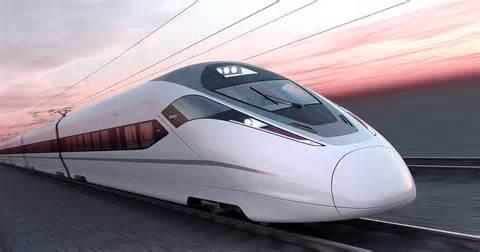 DYNAMITE HSR TRAIN
