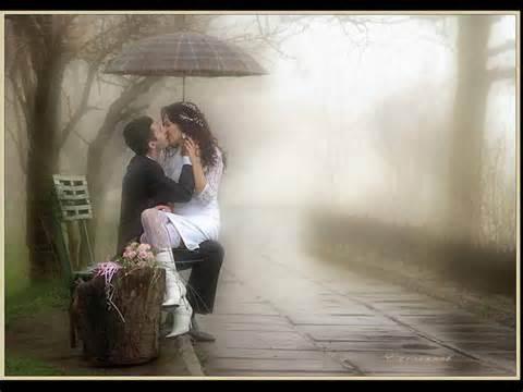 A SOFT KISS AND BROKENHEARTED SIGH