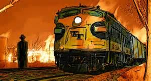 TAGGERT TRAIN