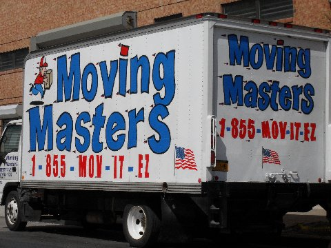 MOVING MASTERS TRUCK