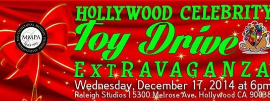 THE 15th ANNUAL HOLLYWOOD CELEBRITY TOY DRIVE EXTRAVAGANZA