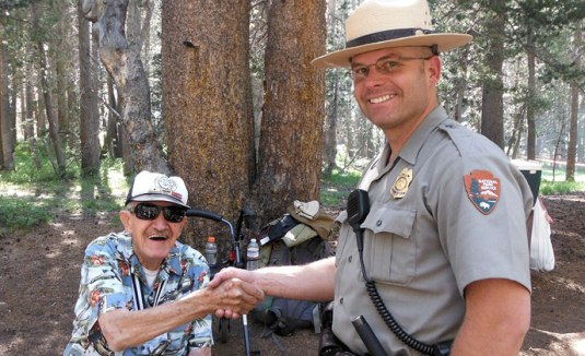 VETERANS AND NATIONAL PARKS