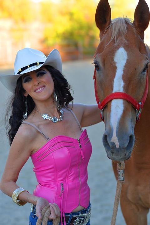 OFIR WITH HORSE