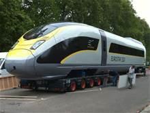 NEW EUROSTAR TRAIN