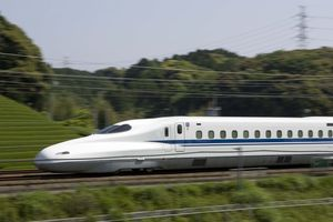 DALLAS-HOUSTON BULLET TRAIN