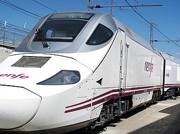 SPAIN HSR