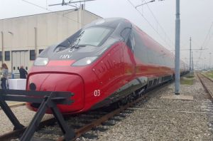 ITALY'S NEW HSR TRAIN