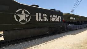 US MILITARY TRAIN1