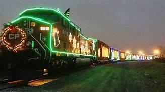 1CHRISTMAS TRAIN