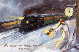 1HAPPY NEW YEAR TRAIN