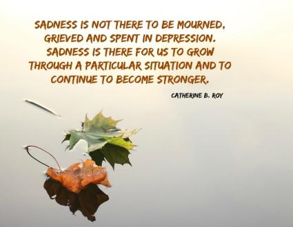 Sadness, CBR - no logo