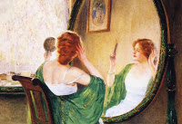 Guy_Rose_-_The_Green_Mirror