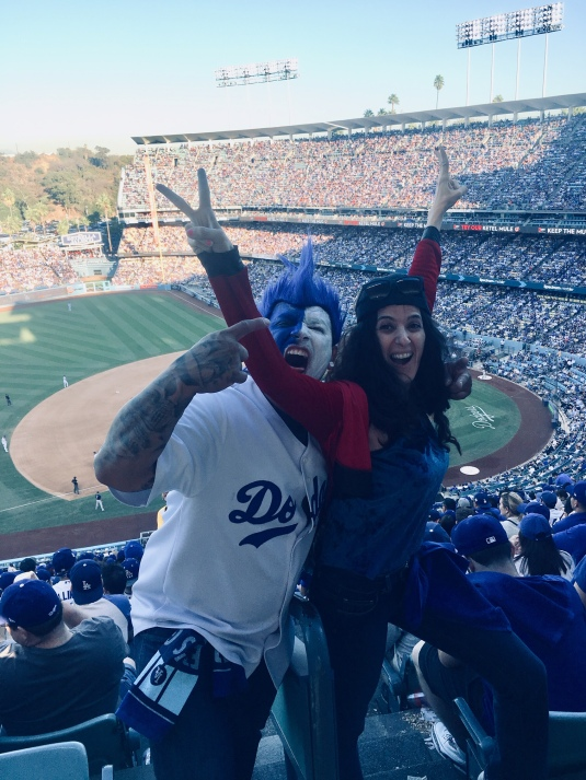 DODGER PLAYGAME PIC