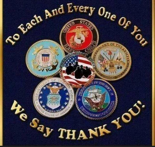 1THANK YOU TO EVERY BRANCH