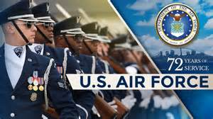 AIR FORCE 72ND