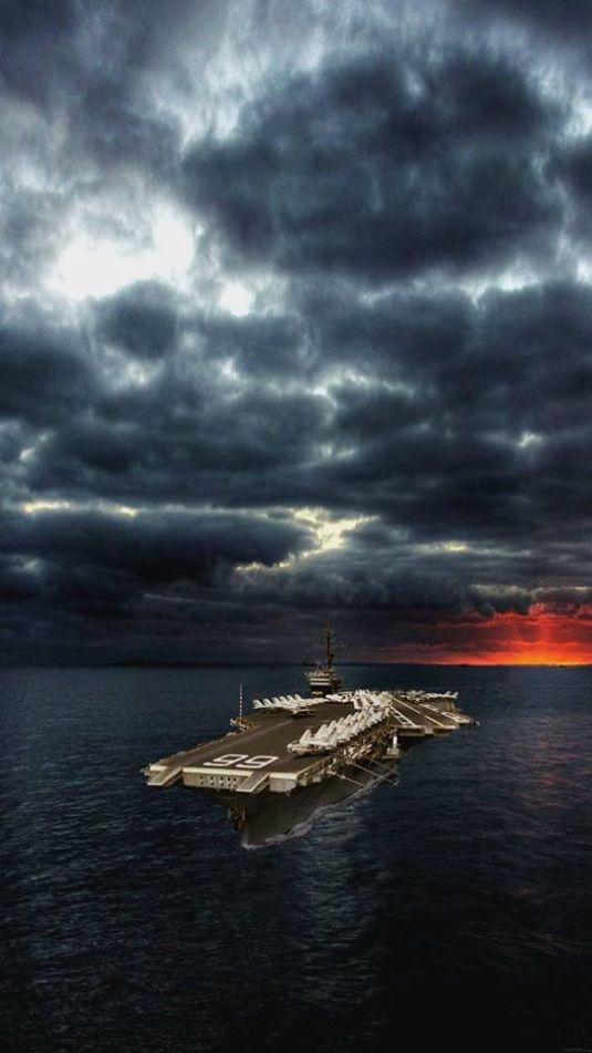 EPIC AIRCRAFT CARRIER PIC