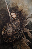 warrior-woman-painting-1