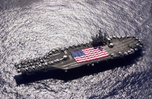 1FLAG DAY AIRCRAFT CARRIER